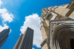 Cathédrale New York du ` s de St Patrick Images libres de droits