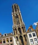 cathederal dom Holland Utrecht Obrazy Stock