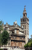 The Cathedra in Sevilla,Spain Stock Images