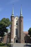Cathedral. Oliva, Poland, europe Royalty Free Stock Photos