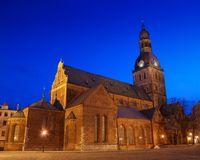 Cathedral. Royalty Free Stock Photography