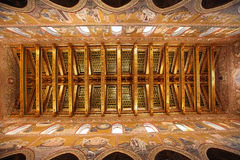 Cathedral. Of Monreale in Palermo, Sicily Stock Photography