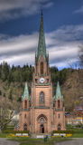 Cathedral. In Drammen,Buskerud,Norway Royalty Free Stock Image