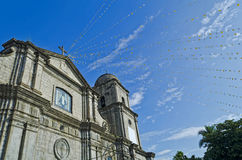 Cathedral. The Imus Cathedral in Imus, Cavite, Philippines Stock Photo