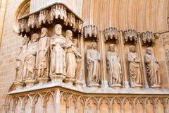 Cathedral of Tarragona Royalty Free Stock Image