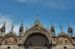 Cathedral. Italy Royalty Free Stock Images