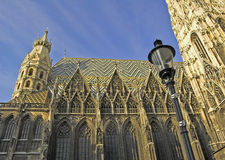 Cathedral. Royalty Free Stock Image
