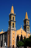 Cathedral. In downtown of Mazatlan, Mexico Stock Photo