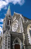 Cathedral. Christchurch Cathedral, Christchurch, New Zealand Stock Photos