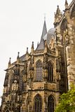 Cathedral in Aachen, Germany Stock Photos