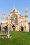 Cathedral and Abbey Church of Saint Alban St.Albans, UK Stock Images