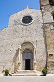 Cathedral of Acerenza. Basilicata. Italy. Royalty Free Stock Images
