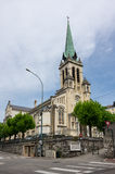 Cathedral of Aix-Les-Bains Stock Photos