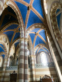 Cathedral of Alba (Cuneo, Italy), interior Stock Photo