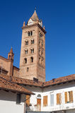 Cathedral of Alba (Cuneo, Italy) Royalty Free Stock Photography