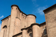 Cathedral at Albi Stock Photo