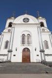 Cathedral of Alexander Nevskij. In Krasnodar, Russia Stock Photo