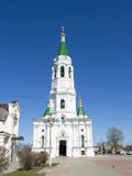 Cathedral of Alexander Nevskiy in Egorevsk, Russia Royalty Free Stock Photo