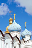 Cathedral of All Saints in Kazan Stock Photos