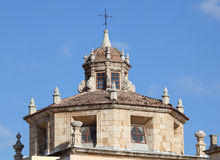 Cathedral in Almeria, Spain Royalty Free Stock Photography