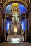 Cathedral altar Royalty Free Stock Photos