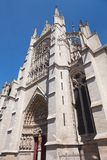 Cathedral of Amiens Royalty Free Stock Photo