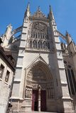 Cathedral of Amiens, France Royalty Free Stock Photo