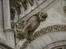 Cathedral, Amiens, France Royalty Free Stock Photo