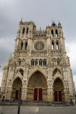 Cathedral, Amiens, France Stock Photography