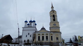 Cathedral of the Annunciation in Borovsk Stock Photo