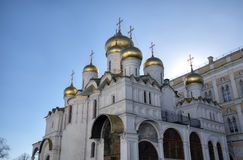 Cathedral of the Annunciation. Royalty Free Stock Photos