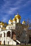 Cathedral of Annunciation, Moscow, Russia Stock Photography