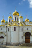 Cathedral of the Annunciation, Moscow Stock Image