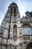 The cathedral of Antwerp, Belgium Royalty Free Stock Photo