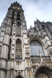 The cathedral of Antwerp, Belgium Stock Photography