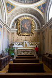 Cathedral of Aosta Stock Image