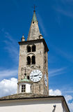 Cathedral of Aosta Royalty Free Stock Image