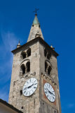 Cathedral of Aosta Stock Photography