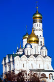 Cathedral of the Archangel and Ivan the Great Stock Image