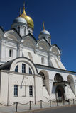 The Cathedral of the Archangel, Kremlin, Moscow Royalty Free Stock Images