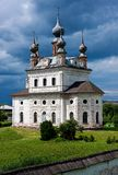 Cathedral of the Archangel Michael. Royalty Free Stock Photography