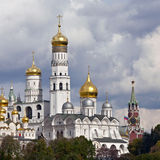 Cathedral of the Archangel, Moscow Stock Photos