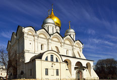 Cathedral of Archangel, Moscow, Russia Stock Photography