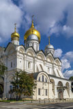 Cathedral of the Archangel, Moscow Royalty Free Stock Photo