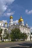 Cathedral of the Archangel, Moscow Stock Photography