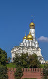 Cathedral of the Archangel, Moscow Stock Image