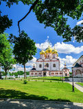 Cathedral of the Assumption of the Blessed Virgin Mary. Royalty Free Stock Images