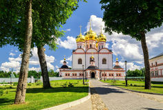 Cathedral of the Assumption of the Blessed Virgin Mary. Royalty Free Stock Photography