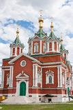 Cathedral of the Assumption nunnery, city Kolomna Stock Image