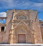 Cathedral of Valencia, Spain Royalty Free Stock Images
